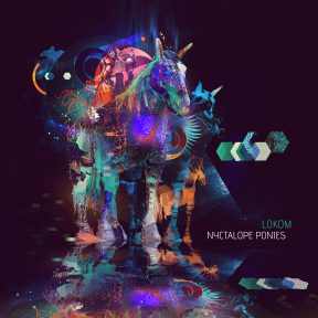 Lokom - Nyctalope Ponies [AR_064]