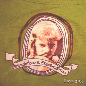 Lava 303 - Wunderbare Electrofrau