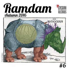 Casbah Records - Ramdam#6