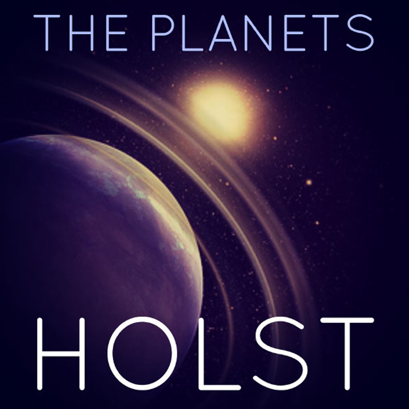 Gustav Holst - The Planets Suite [Op. 32] - phonosti.co